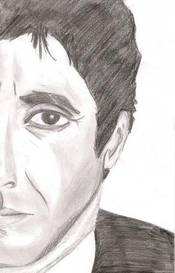 Al Pacino por Sweetsauce